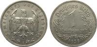 1 Mark 1938 E Drittes Reich  fast vorzüglich  35,00 EUR  plus 4,00 EUR verzending