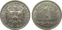 1 Mark 1939 F Drittes Reich  gutes vorzüglich  45,00 EUR  plus 4,00 EUR verzending