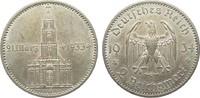 2 Mark Kirche 1934 A Drittes Reich  vorzüglich  25,00 EUR  plus 4,00 EUR verzending