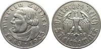 5 Mark Luther 1933 A Drittes Reich  sehr schön  85,00 EUR  plus 4,00 EUR verzending