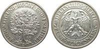 5 Mark Eichbaum 1933 J Weimarer Republik  kl. Kratzer, vorzüglich - mit... 3950,00 EUR kostenloser Versand