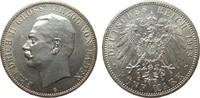 5 Mark Baden 1913 G Kaiserreich  fast Stempelglanz  445,00 EUR kostenloser Versand
