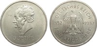 5 Mark Goethe 1932 A Weimarer Republik  min. Randfehler, gutes vorzügli... 2490,00 EUR kostenloser Versand