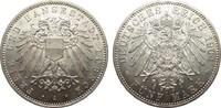5 Mark Lübeck 1904 A Kaiserreich  fast Stempelglanz / Stempelglanz  1395,00 EUR kostenloser Versand