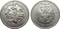 3 Mark Preussen Mansfeld 1915 A Kaiserreich  vorzüglich / Stempelglanz  725,00 EUR kostenloser Versand