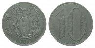 10 Pfennig Danzig 1920 Kolonien und Nebengebiete  gutes vorzüglich  850,00 EUR kostenloser Versand