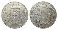 2 Gulden Danzig 1932 Kolonien und Nebengebiete  gutes sehr schön  375,00 EUR kostenloser Versand