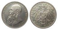 2 Mark Sachsen-Meiningen 1902 D Kaiserreich  Bildseite vz/St, Adlerseit... 695,00 EUR kostenloser Versand