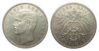 5 Mark Bayern 1906 D Kaiserreich  feine Kratzer, vorzüglich / Stempelgl... 545,00 EUR