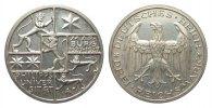 3 Mark Universität Marburg 1927 A Weimarer Republik  wz. Kratzer, polie... 275,00 EUR