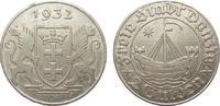 2 Gulden Danzig 1932 Kolonien und Nebengebiete  min. Rf., fast vorzügli... 535,00 EUR kostenloser Versand