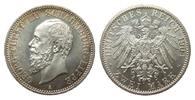 2 Mark Schaumburg-Lippe 1904 A Kaiserreich  kl. Kr. im Feld, fast Stemp... 995,00 EUR