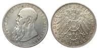 2 Mark Sachsen-Meiningen 1902 D Kaiserreich  Bildseite Kratzer, ss  /  ... 335,00 EUR kostenloser Versand
