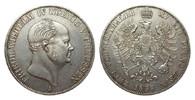 Preussen Vereinsdoppeltaler 1859 A Altdeutschland bis 1871  kl. Randfeh... 1495,00 EUR kostenloser Versand