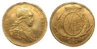 Sachsen Dukat 1796 deutsche Münzen vor 1871  wz. Henkelspur, sehr schön... 1695,00 EUR