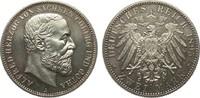 Kaiserreich 2 Mark Sachsen-Coburg und Gotha