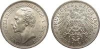 Kaiserreich 2 Mark Sachsen-Weimar-Eisenach