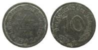 10 Pfennig Litzmannstadt 1942 Kolonien und Nebengebiete  etw. korrodier... 295,00 EUR kostenloser Versand