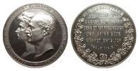 Oldenburg Silbermedaille zum Ehejubiläum  Medaillen  vorzüglich / Stemp... 295,00 EUR kostenloser Versand