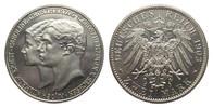 2 Mark Sachsen-Weimar-Eisenach 1903 A Kaiserreich  wz. Kratzer, poliert... 285,00 EUR kostenloser Versand