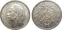 2 Mark Baden 1913 G Kaiserreich  vz  /  vz+  365,00 EUR kostenloser Versand