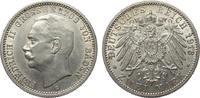 2 Mark Baden 1913 G Kaiserreich  vorzüglich  325,00 EUR
