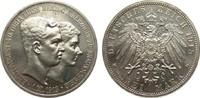 3 Mark Braunschweig OHNE Lüneburg 1915 A Kaiserreich  min. berührt, pol... 2850,00 EUR kostenloser Versand