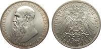 3 Mark Sachsen-Meiningen 1915 PCGS certified  PCGS MS 66  495,00 EUR kostenloser Versand