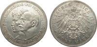 5 Mark Anhalt Silberhochzeit 1914 A Kaiserreich  fast vorzüglich  /  vo... 255,00 EUR kostenloser Versand