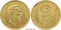 10 Mark 1888 Preussen Preussen  Friedrich III. 1888 vorzüglich  190,00 EUR  zzgl. 5,00 EUR Versand