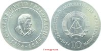 10 Mark 1974 DDR DDR Stempelglanz  32,00 EUR  zzgl. 5,00 EUR Versand