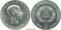 5 Mark 1969 DDR DDR Stempelglanz  14,00 EUR  zzgl. 5,00 EUR Versand