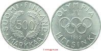 500 Markkaa 1952 Finnland Finnland vorzüglich - Stempelglanz  25,00 EUR  zzgl. 5,00 EUR Versand