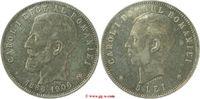 5 Lei 1906 Rumänien Rumänien  Carol I. 1866 - 1914 vorzüglich  265,00 EUR kostenloser Versand