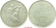 5 Franken 1939 Schweiz Schweiz Stempelglanz  40,00 EUR  zzgl. 5,00 EUR Versand