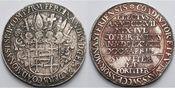 Reichstaler 1668  Paderborn, Bistum Ferdin...