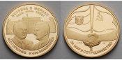 Russland Medaille  9,22g.f. 25 mm Ø 1989  ...