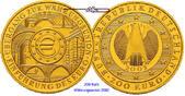 200 Euro  31, 1g  fein  32, 5 mm Ø 2002 J ...
