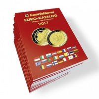 16.  Auflage 2017  Euro, Münzländer Leuchtturm, Alle Euro-Münzen, Gold, Silber, Kursmünzen, Banknoten, lieferbar! Neuzeit