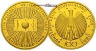 100 Euro 15,55g fein 28 mm Ø 2005G Deutschland Fussball WM, Prägestätte... 669,00 EUR  + 23,00 EUR frais d'envoi