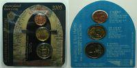 2.22 2005 San Marino Kursmünzensatz, Mini Satz,  2ct, 20ct,2Euro stglim... 14,80 EUR  + 7,00 EUR frais d'envoi