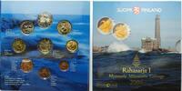 5,88 2006 Finnland Kursmünzensatz / 1. Ausgabe Blister mit 2 Euro-Sonde... 19,00 EUR  + 7,00 EUR frais d'envoi