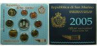 8,88 2005 San Marino Kursmünzen, kompl. Satz 2005  * mit 5 Euro Silberm... 75,00 EUR  + 17,00 EUR frais d'envoi