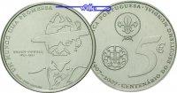 5 Euro 2007 Portugal 100 Jahre Pfadfinder -  Baden Powell 1847-1941 stgl  13,50 EUR  + 7,00 EUR frais d'envoi