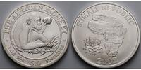 Somalia 10 $<br>1 oz<br>Ø 40 mm 2002 <b>st...