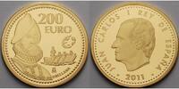 200 Euro 13, 5g fein 30 mm Ø 2011 Spanien Francisco de Orellana, inkl. ... 895,00 EUR  + 23,00 EUR frais d'envoi