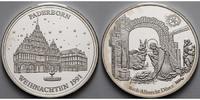 Medaille14,85g fein35mm Ø 1991 Paderborn Medaille in Silber, Weihnachte... 79,00 EUR  + 17,00 EUR frais d'envoi