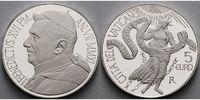 5 Euro 2011 Vatikan Weltfriedenstag PPSilber  119,50 EUR  zzgl. 5,00 EUR Versand