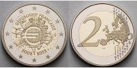 2 Euro 2012 Frankreich 10 Jahre Euro Bargeld, im Etui & Zertifikat & Sc... 21,90 EUR  zzgl. 3,95 EUR Versand