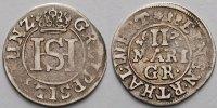 Mariengroschen 1672 Lippe-Detmold Simon Heinrich 1666 - 1697, Grafschaf... 149,00 EUR  + 17,00 EUR frais d'envoi